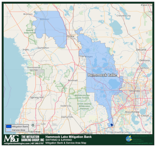 Hammock Lake Mitigation Bank