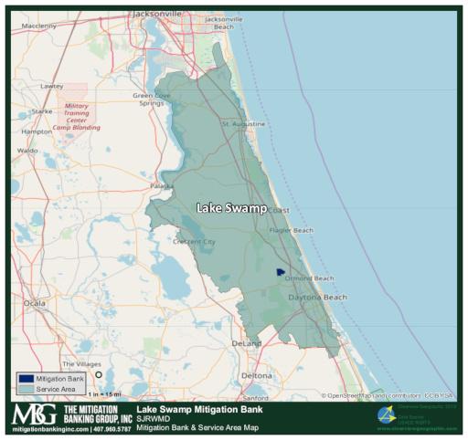 Lake Swamp Mitigation Bank
